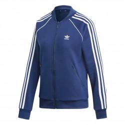 Adidas Originals SST Track Jacket Női Felső (Sötétkék-Fehér) DV2633