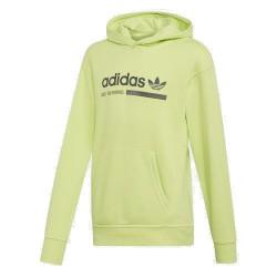 Adidas Originals Kaval Graphic Hoodie Fiú Gyerek Pulóver (Sárga) DW9186