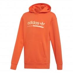 Adidas Originals Kaval Graphic Hoodie Fiú Gyerek Pulóver (Narancssárga) DZ1109