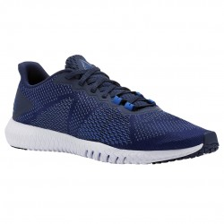 Reebok Flexagon Férfi Cipő (Kék-Fehér) CN2595