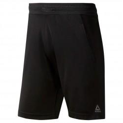 Reebok Training Knit Shorts Férfi Short (Fekete) DV3387