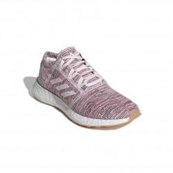 Adidas PureBOOST Női Futó Cipő (Rózsaszín-Fehér) B75824