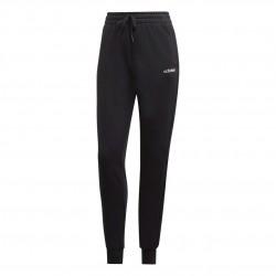 Adidas Essentials Plain Pants Női Nadrág (Fekete-Fehér) DP2400