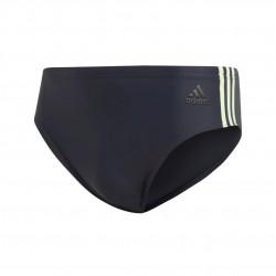 Adidas 3 Stripes Swim Trunks Férfi Trunk (Sötétkék-Sárga) DP7543