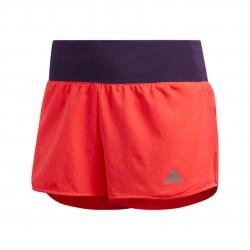Adidas Run It Shorts Női Futó Short (Lila-Piros) DQ2594