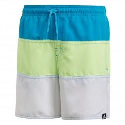 Adidas Colorblock Swim Shorts Fiú Gyerek Úszó Short (Színes) DQ2979