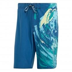 Adidas Parley Swim Shorts Férfi Úszó Short (Kék) DQ3007