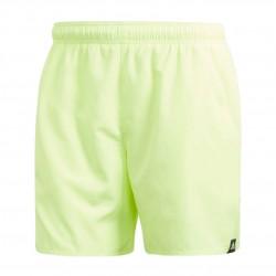 Adidas Solid Swim Shorts Férfi Úszó Short (Sárga) DQ3025