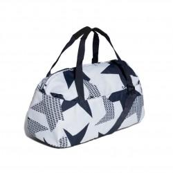 Adidas Training ID Graphic Duffel Bag Táska (Sötétkék-Törtfehér) DT4057