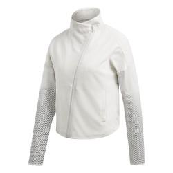 Adidas Heartracer Summer Jacket Női Felső (Fehér) DT9363