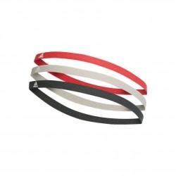 Adidas 3PP Hairband 3 Darabos Fejpánt (Színes) DU3272