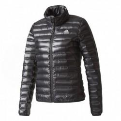 Adidas W Varilite Jacket Női Kabát (Fekete-Fehér) BQ1982