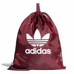 Adidas Originals Trefoil Gym Sack Tornazsák (Bordó-Fehér) DV2390