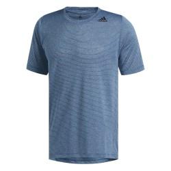 Adidas FreeLift Climacool Fitted Tee Férfi Póló (Kék) DW9840