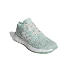 Adidas PureBOOST Go W Női Futó Cipő (Zöld-Fehér) B75827