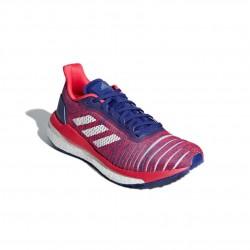 Adidas Solar Drive W Női Futó Cipő (Piros-Kék) B96232