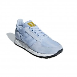 Adidas Originals Forest Grove W Női Cipő (Kék-Fehér) CG6125