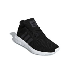 Adidas Originals Swift Run J Női Cipő (Fekete-Fehér) CG6909