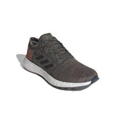 Adidas PureBOOST Go Férfi Futó Cipő (Szürke-Narancssárga) D97421