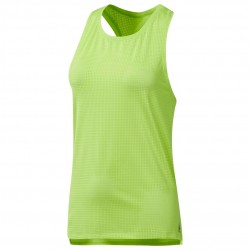 Reebok Perforated Tank Top Női Trikó (Zöld) DP5625