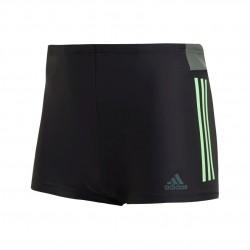Adidas 3 Stripes Colorblock Swim Boxers Férfi Úszó Boxer (Fekete) DP7553