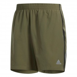 Adidas Own The Run Shorts Férfi Futó Short (Zöld) DQ2548