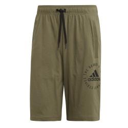 Adidas Sport ID Short Férfi Short (Zöld) DT9924