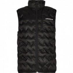 Adidas Originals Serrated Vest Férfi Mellény (Fekete-Fehér) BR4780