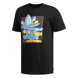 Adidas Originals Thaxter Tee Férfi Póló (Fekete-Színes) DU8367