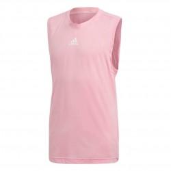 Adidas YG ID Tank Lány Gyerek Trikó (Rózsaszín-Fehér) DV0304