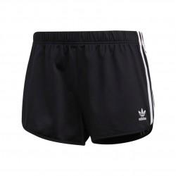 Adidas Originals 3 Stripes Shorts Női Short (Fekete-Fehér) DV2555