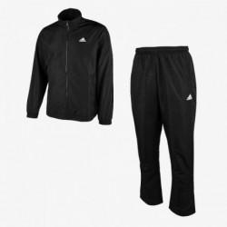 Adidas Woven 24-7 Track Suit Férfi Melegítő (Fekete-Fehér) BK4106
