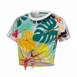 Adidas Originals Cropped Tee Női Póló (Színes) FH7990