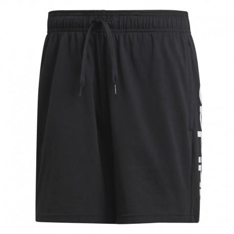 Adidas Essentials Linear Shorts Férfi Short (Fekete-Fehér) DQ3109