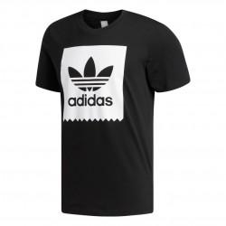 Adidas Originals Blackbird Solid Tee Férfi Póló (Fekete-Fehér) DU8331