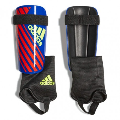 Adidas X Club Sípcsontvédő (Kék-Piros) DN8616