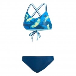 Adidas Parley Beach Bikini Női Bikini (Kék-Sárga) DQ3174