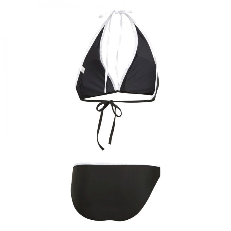 00f399cb57 Adidas Beach Halter Bikini Női Bikini (Fekete-Fehér) DQ3177