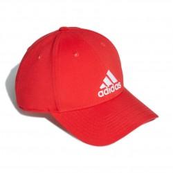 Adidas 6P Cap Lightweight Baseball Sapka (Piros-Fehér) DT8556