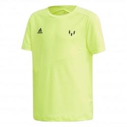 Adidas Messi Tee Fiú Gyerek Póló (Sárga) DV1322