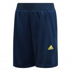 Adidas Messi Shorts Fiú Gyerek Short (Sötétkék-Sárga) DV1327