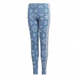 Adidas Originals Culture Clash Leggings Lány Gyerek Leggings (Kék-Fehér) DV2368