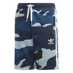 Adidas Originals Camouflage Shorts Fiú Gyerek Short (Kék) DW3836