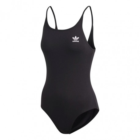 Adidas Originals Styling Complements Bodysuit Női Body (Fekete-Fehér) DW3902