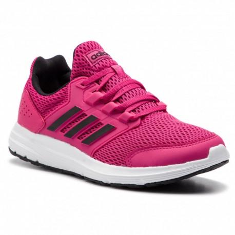 Adidas Galaxy 4 Női Futó Cipő (Rózsaszín-Fehér) F36185