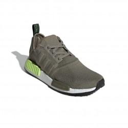 Adidas Originals NMD R1 Férfi Cipő (Zöld) BD7750