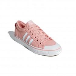 Adidas Originals Nizza W Női Cipő (Rózsaszín-Fehér) D96554