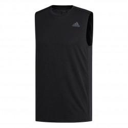 Adidas Own The Run Tee Férfi Futó Trikó (Fekete) DQ2530
