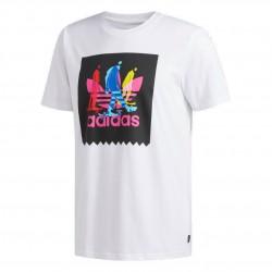 Adidas Originals Caruthers BB Tee Férfi Póló (Fehér-Színes) DU8355