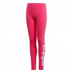 Adidas Essentials Linear Tights Lány Gyerek Nadrág (Rózsaszín-Fehér) DV0365